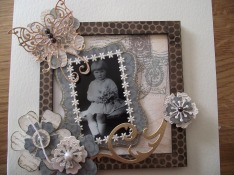 Art parts-square frame