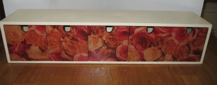 Rose drawers