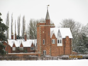 Lubenham village-The Towers