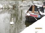 A winter walk Foxton Locks