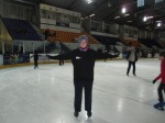 Week 1 on the ice