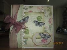 Butterflies and Bows