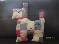 Padstow my Patchwork Puppy