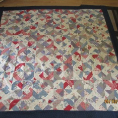 My new quilt