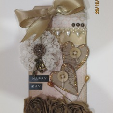 Wedding tag