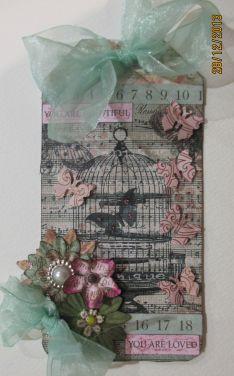 Birdcage tag