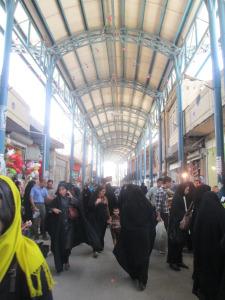 Monday at do shanbeh bazaar