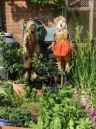 Mr & Mrs Scarecrow
