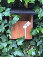 Robin's nestbox