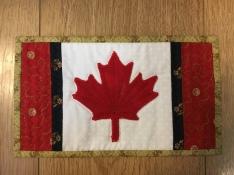 Maple Leaf rug-mug